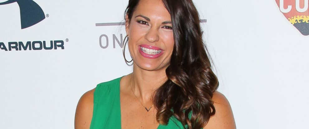 PHOTO: Former Softball Player / TV Personality Jessica Mendoza attends the 2015 Sports Humanitarian Of The Year Awards at The Conga Room at L.A. Live, July 14, 2015, in Los Angeles.