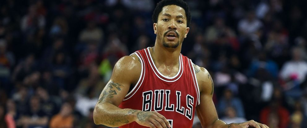 c0f9e2601ea Chicago Bulls Star Derrick Rose Suffers Another Knee Injury - ABC News