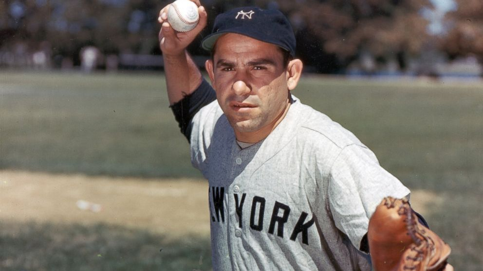 New York Yankees Legend Yogi Berra Dies at 90 - ABC News