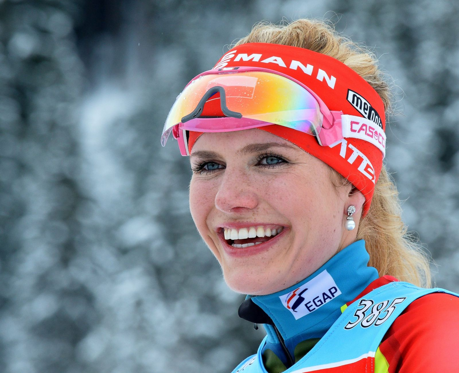 Sexiest Athletes to Compete in Sochi Photos | Image #11