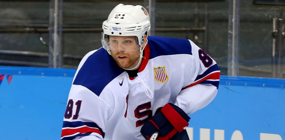 Winter Olympics 2014: Meet Phil Kessel, Hat-Trick Hero with an ...