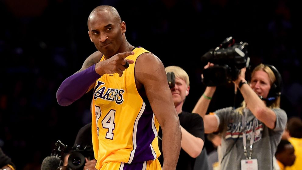 dc5d5adca51 Mamba Out: Kobe Bryant Finishes Final Game with a Storybook Ending - ABC  News