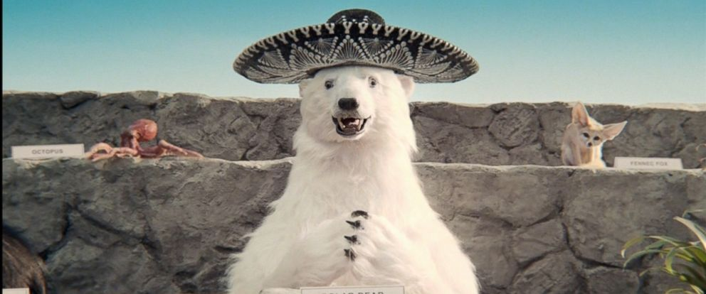 PHOTO: The 2015 Super Bowl ad for Avocados From Mexico.