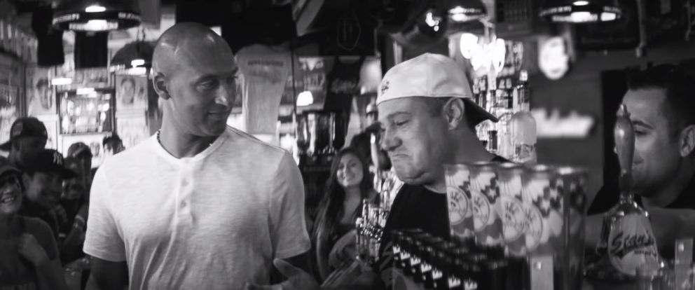 PHOTO: Derek Jeter is seen here in this Gatorade commercial, posted to YouTube on Sept. 18, 2014 with the title, Made in New York.