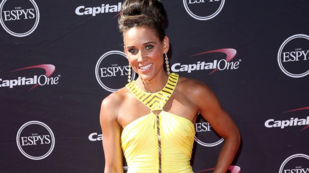 PHOTO: Lolo Jones attends The 2013 ESPY Awards at Nokia Theatre L.A. Live in Los Angeles, July 17, 2013.