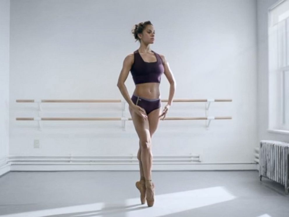 Misty Copeland From Kid Raised In Motel Room To Principal