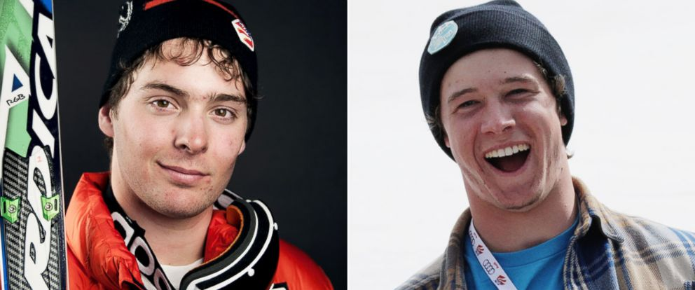 PHOTO: From left, Ronnie Berlack and Bryce Astle in handout photos provided by the U.S. Ski Team.