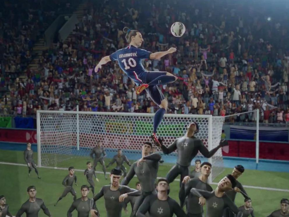 The Best 2014 World Cup Tv Commercials Abc News