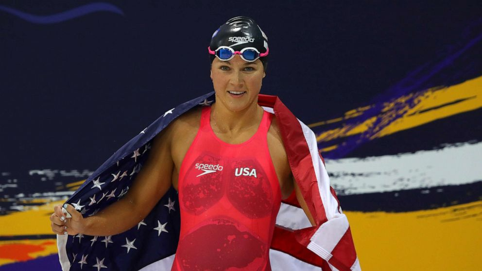 Disability advocates calling for reform as US Paralympian Becca Meyers drops out of Games citing lack of support