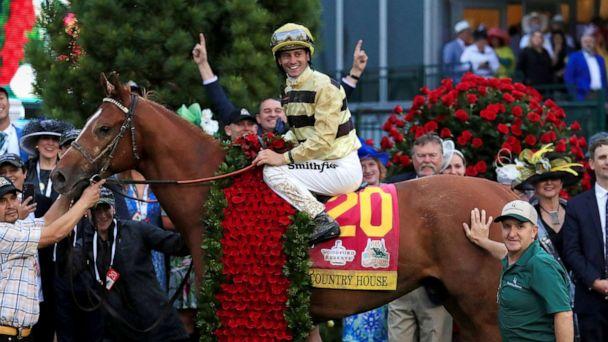 Winning Kentucky Derby jockey says lane-interference violation was right call
