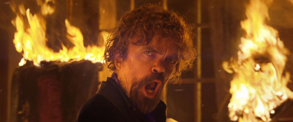 PHOTO: Peter Dinklage in a scene from the Doritos Blaze Super Bowl commercial during the 2018 Super Bowl, marketers are paying more than $5 million per 30-second spot to capture the attention of more than 110 million viewers.