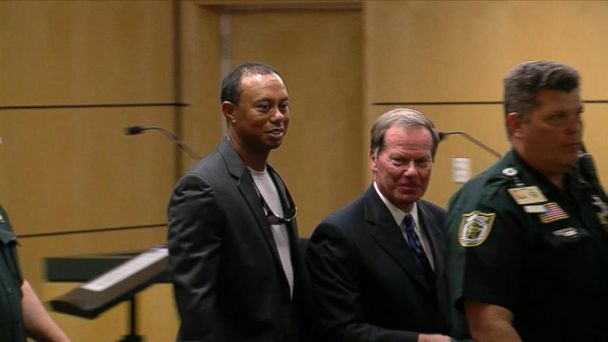 Tiger Woods pleads guilty to reckless driving after DUI arrest