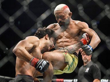 Figueiredo, Shevchenko defend flyweight belts at UFC 255
