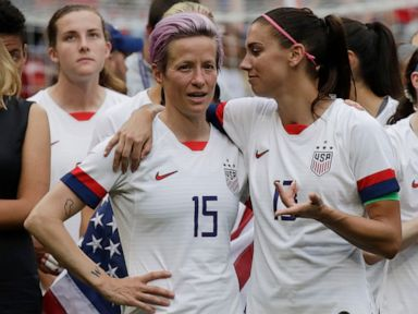 Women's soccer players ask for equal pay appeal, trial delay
