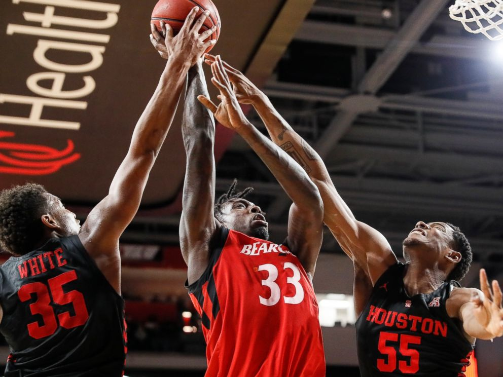 Cane Broome Cincinnati Bearcats Basketball Jersey-White