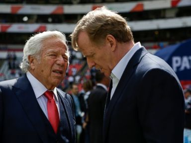 Goodell has wide-ranging powers to fine or suspend Kraft