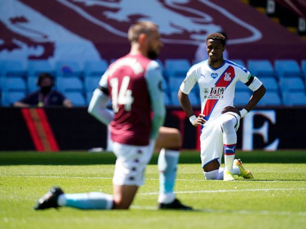 Boy, 12, arrested after Palace player Zaha gets racist posts
