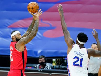 Houston Rockets release DeMarcus Cousins after 25 games