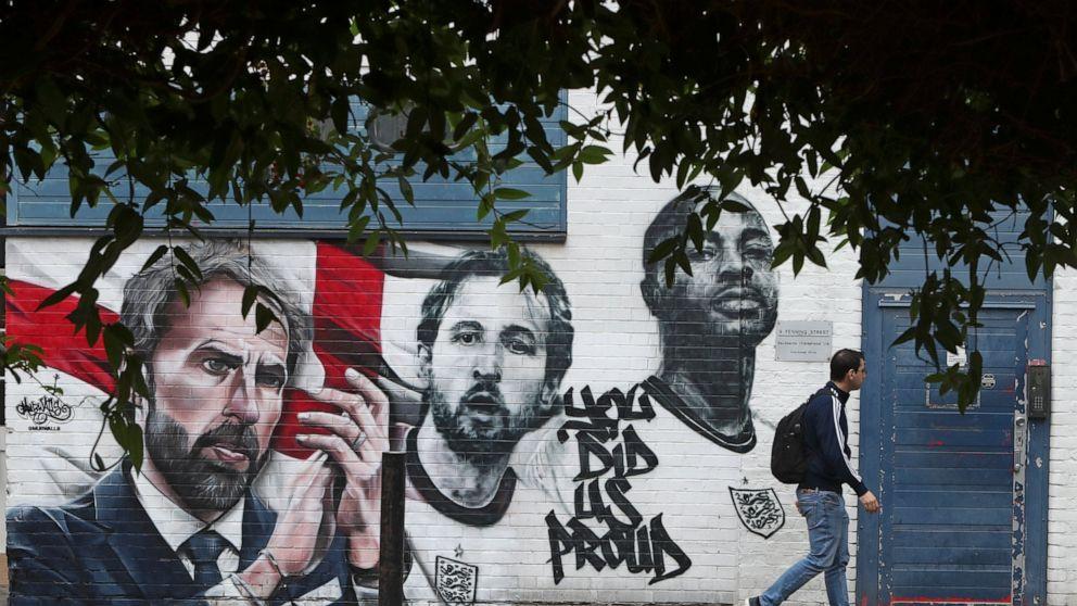 UK police arrest 11 over racist abuse after Euros final