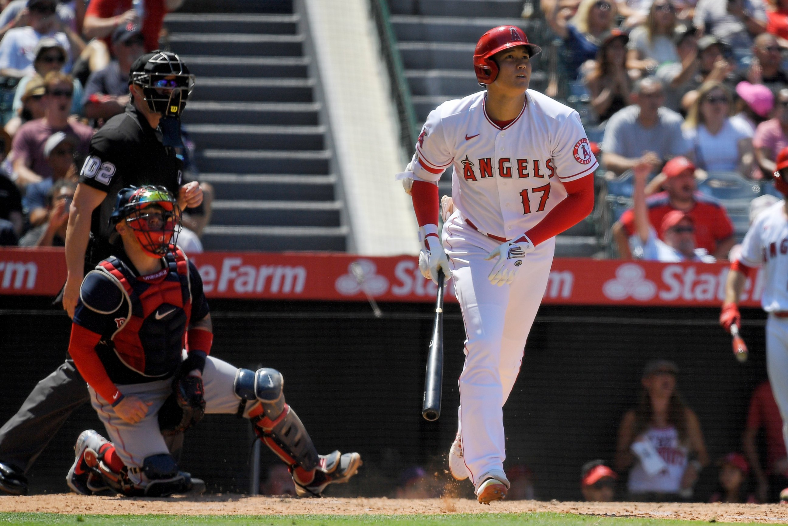 Shohei Ohtani Hits Milestone 32nd Home Run in Angels' 5-4 Victory Over Red Sox