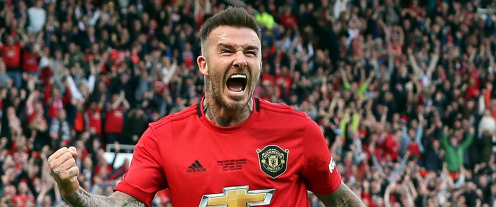 Beckham Scores As United Faces Bayern 20 Years After CL