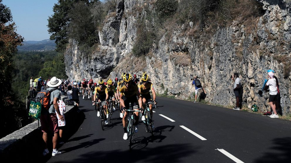 Bernal S Bad Day Sets Up Slovenian Battle In Tour De France Abc News