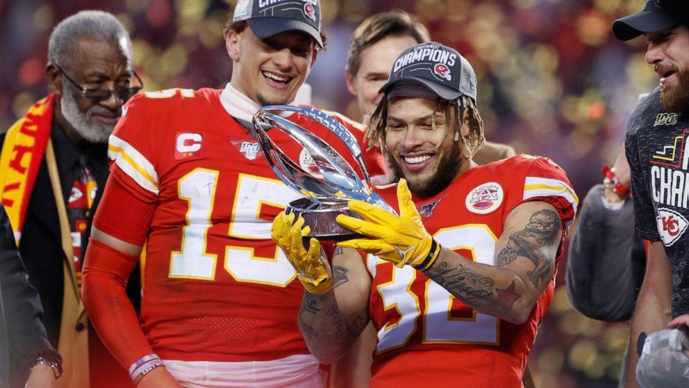 Nach Einlösung auf QB zockt, Niners, Chiefs in Super Bowl