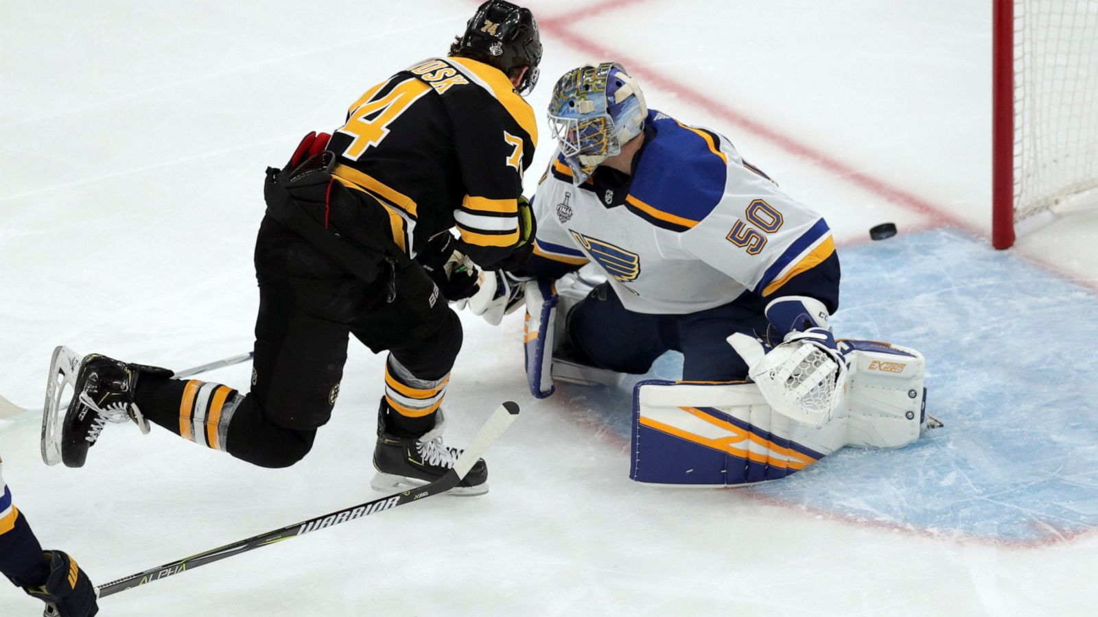 Blues Must Try To Slow Down Bruins In Stanley Cup Final Abc News