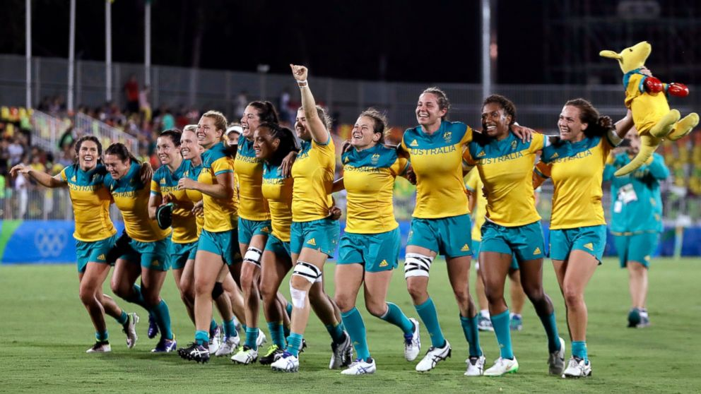 Some Good News In Aussie Rugby Women Leading The Way Abc News