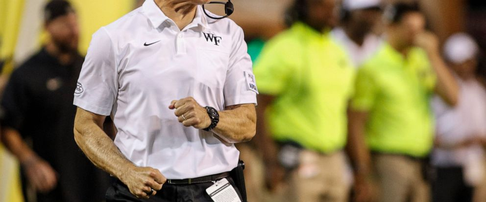 ACC teams Wake Forest, UNC meet in nonconference game - ABC News