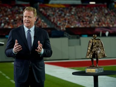 Goodell: NFL learnings from 2020 technology here to stay