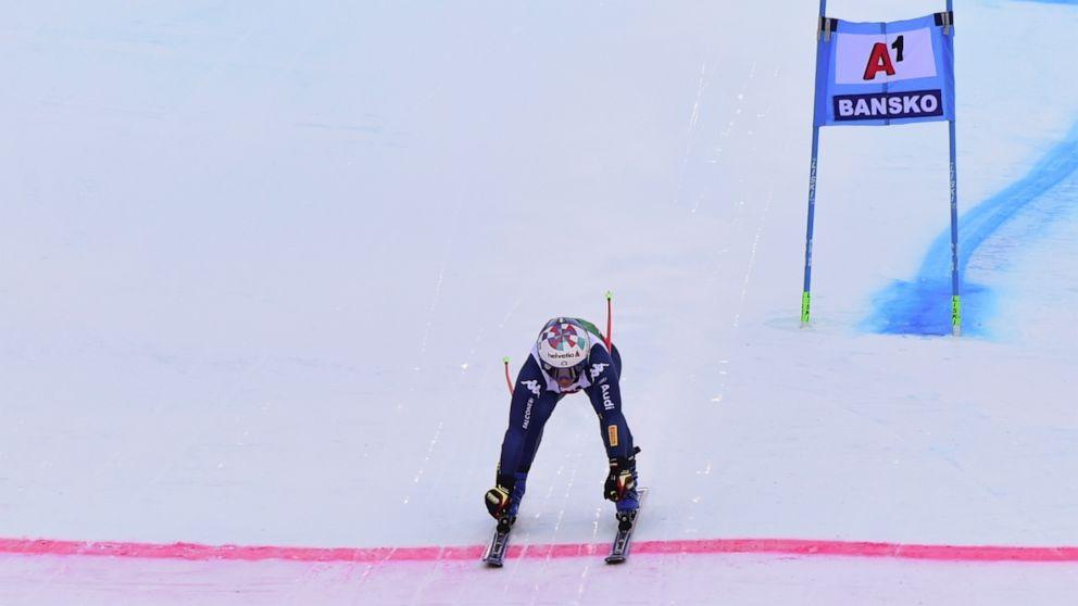 Shiffrin Wins Super G 2 Days After Downhill Triumph Abc News