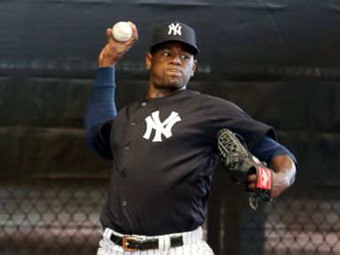 Yanks ace Severino to miss all of April because of shoulder
