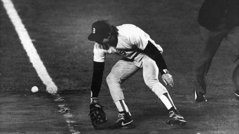 MLB player Bill Buckner dies at 69
