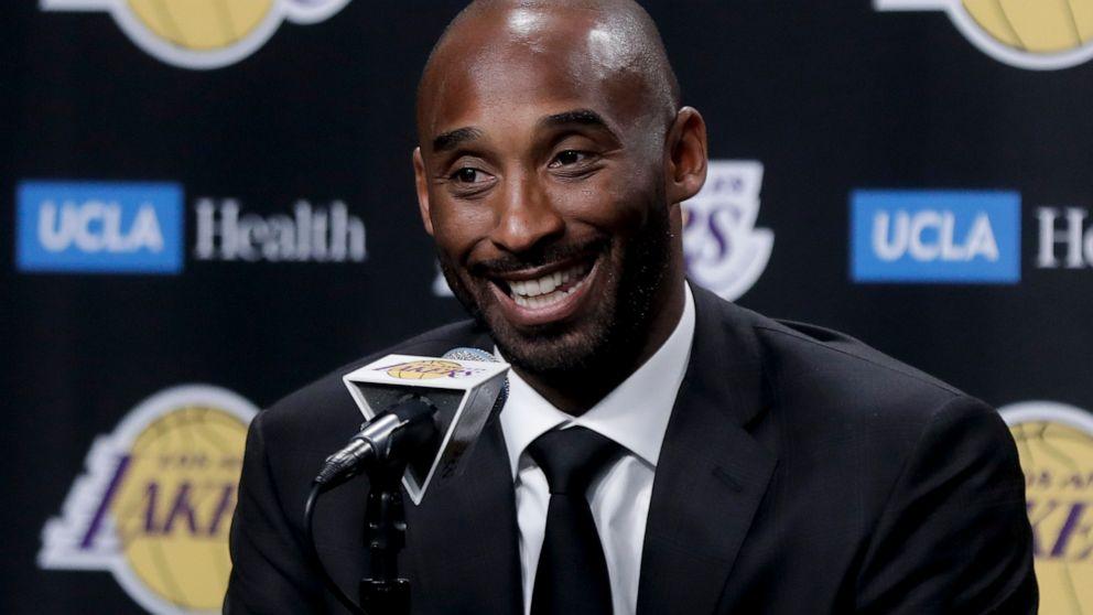 Kobe, Duncan, Garnett judul Basketball Hall of Fame class