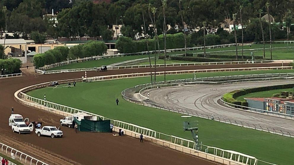 32nd Pferd stirbt in Santa Anita nach katastrophalen Verletzungen