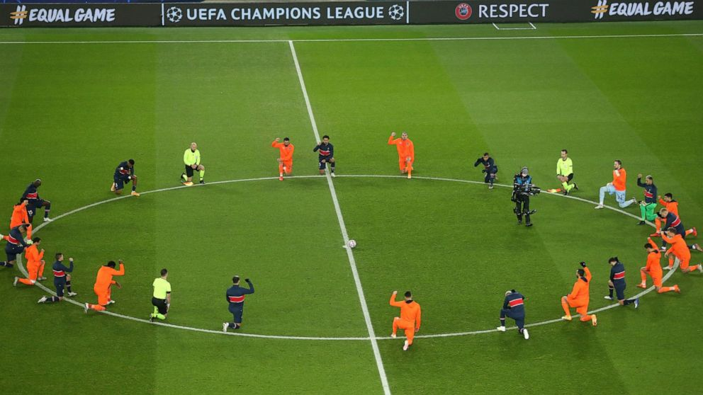 Extraordinary walk off highlights racism in European soccer