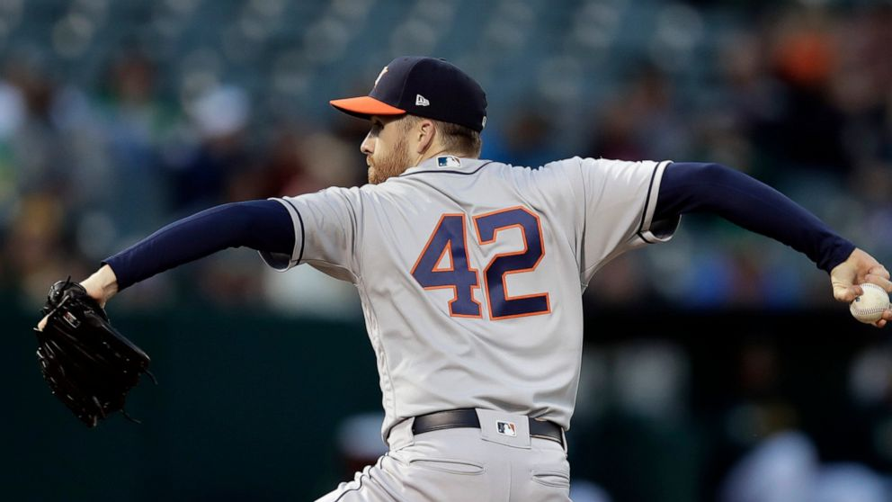 Alex Bregman's grand slam highlights Astros slugfest - ABC ...