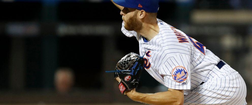 Marlins Hit 3 Late Hrs Beat Wheeler Mets 4 2 Abc News