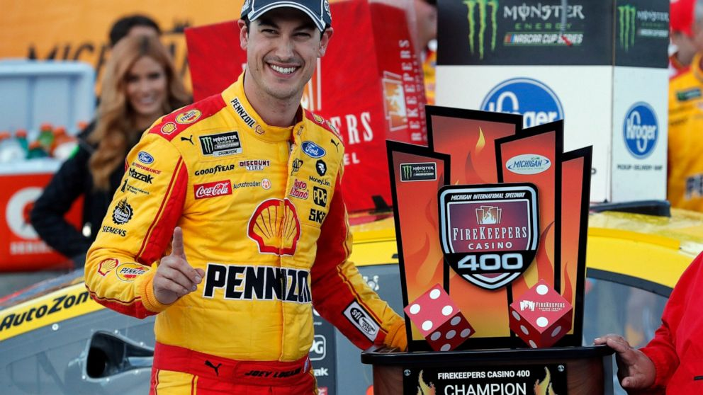 NASCAR's top series a two-team show for now
