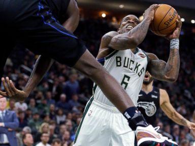 Playing without Antetokounmpo, Bucks lose to Magic 103-83
