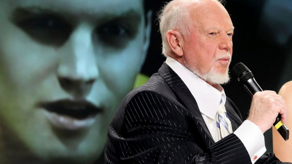Hockey Commentator Don Cherry Fired For Rant Over Immigrants Abc News