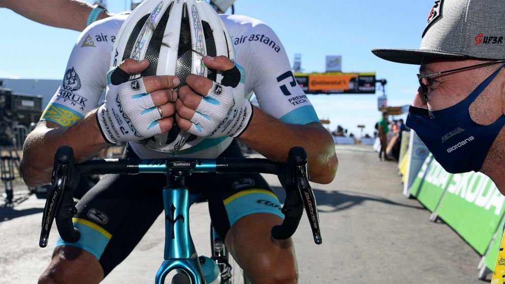 Lutsenko Claims 1st Tour De France Victory On Stage 6 Abc News