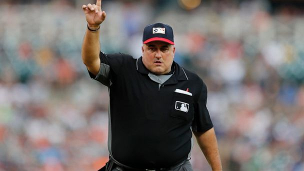 MLB umpire Eric Cooper dies at 52; did playoffs 2 weeks ago