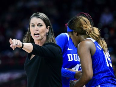 McCallie won't return as Duke's women's basketball coach