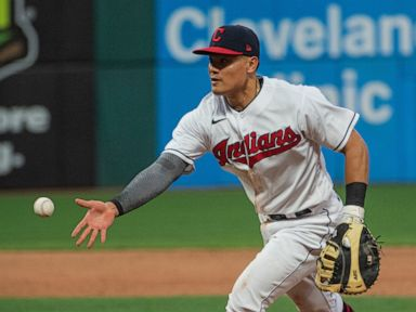Indians 1B Chang receives racist tweets after making error