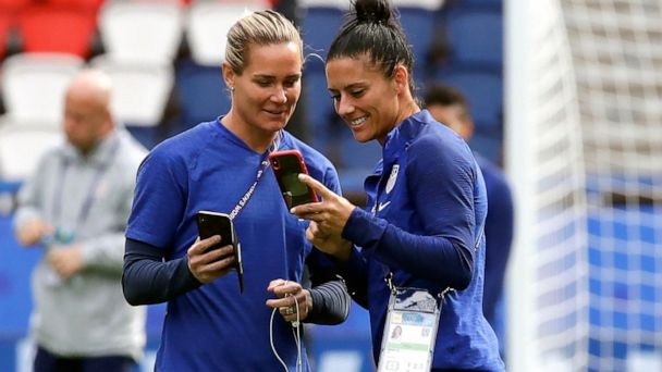 Wedding to follow World Cup for US teammates