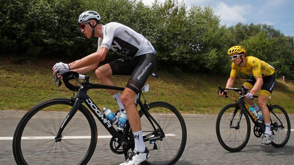 The Crazy Tour de France Fans Photos   Image #61 - ABC News