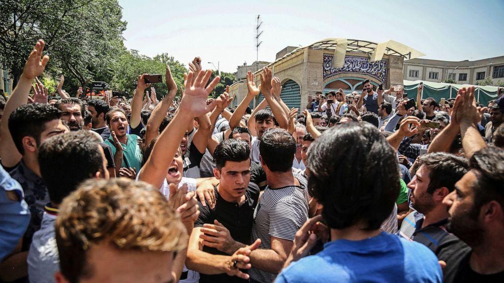 Iran executes man whose case drew international attention thumbnail