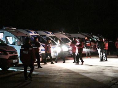 21 meninggal dalam cuaca ekstrim dalam kecepatan bangsa-jahat Cina thumbnail